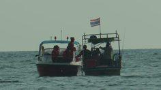 ผงะ! เรือตกปลา พบศพชาวต่างชาติ ลอยกลางทะเลพังงา