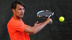 เปิดตัววงการสักหลาด! เปาโล มัลดินี่ เตรียมผันตัวประเดิมสนามเทนนิสอาชีพ