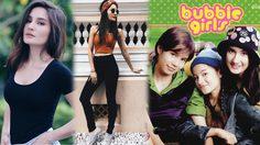 แพร เอมเมอรี่ อดีตเกิร์ลกรุ๊ป  Bubble Girls กับพัฒนาการความสวยของเธอ