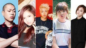 ผู้เชี่ยวชาญวงการเพลงเกาหลีจัดอันดับ 'ศิลปินกลุ่มหน้าใหม่ยอดเยี่ยมแห่งปี 2015'