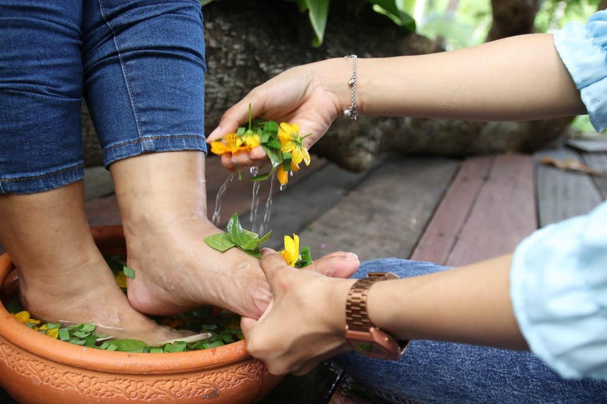 Make Mother's Day special activities at Suan Sampran