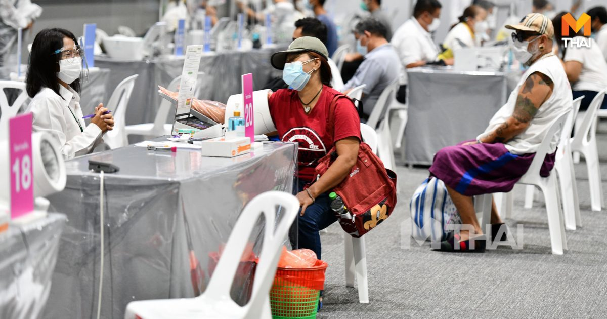 ยอดผู้ติดเชื้อรายจังหวัด [รายวัน] จำนวน 2,773 ราย 60 จังหวัด
