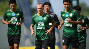 """""""มานูเอล ทอม"""" รับต้องฝึกภาษาไทยเพื่อเร่งปรับตัวกับเพื่อนร่วมทีม"""