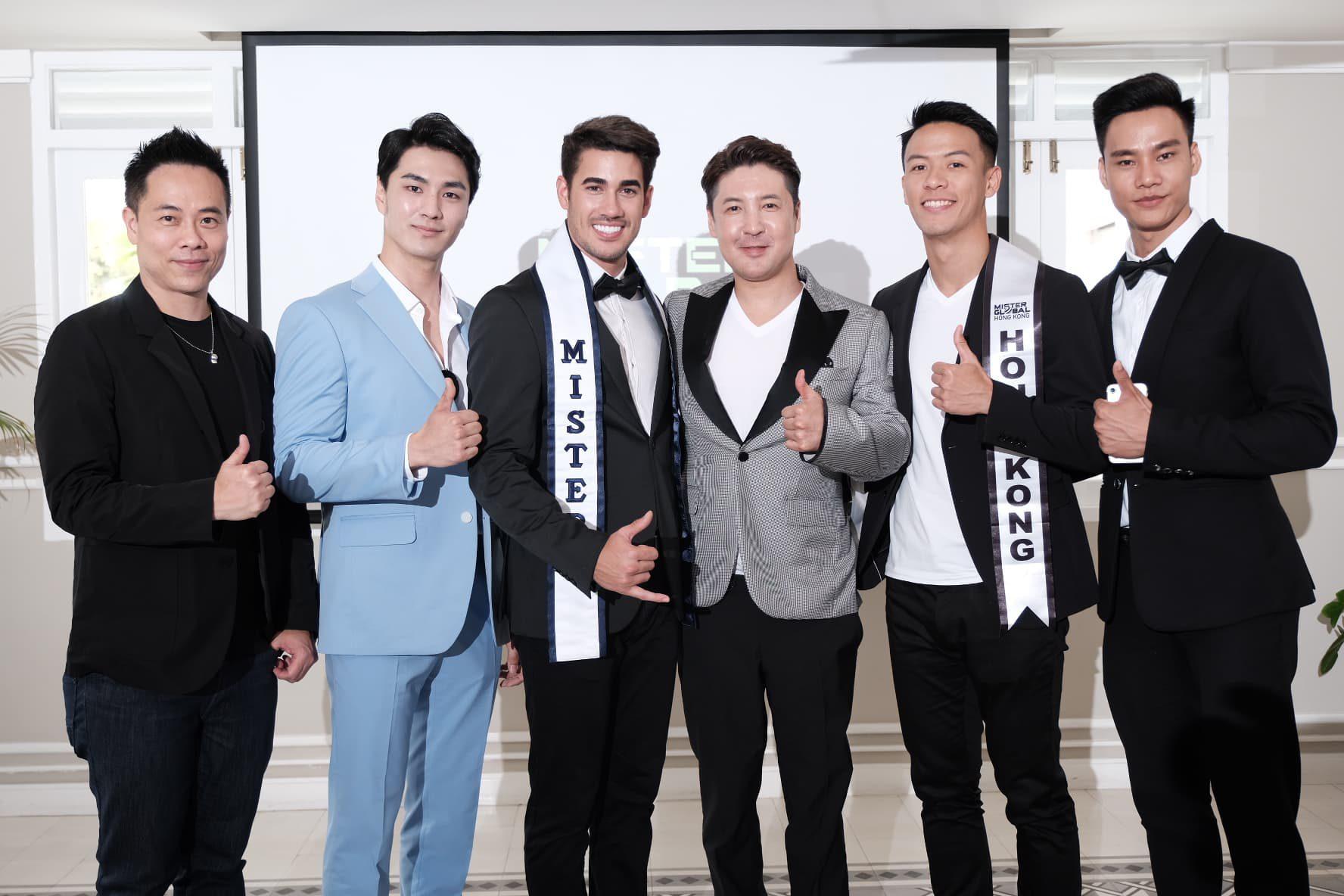 """26 ก.ย.นี้  ไทยเจ้าภาพ """"Mister Global 2019"""" เวทีประกวดหนุ่มหล่อ 1 ใน 5 ของโลก"""