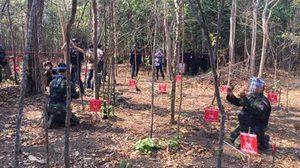 TDA พาสื่อไทย-ต่างชาติ ทำข่าวรื้อถอนทุ่นระเบิด 2,500 ทุ่น