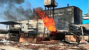 เหตุระเบิดในโรงงานเคมีที่ซูดานดับอย่างน้อย 16 ศพ