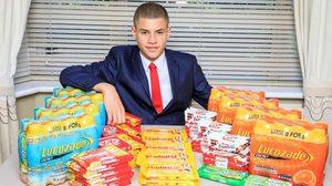 นักเรียนหนุ่มวัย 15 ปี สร้างรายได้จากการขาย ขนม ในห้องน้ำได้กว่า 1.8 ล้านบาทต่อปี