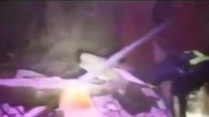 วินาทีพื้นผับเกย์ในสเปนถล่ม นักท่องราตรี 22 คนบาดเจ็บ