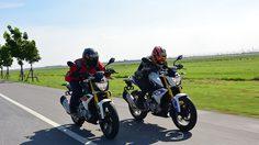 BMW Motorrad Roadster Experience หนึ่งวันที่ได้ทำความรู้จักกับ BMW G310R