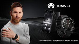 Porsche Design Huawei Smartwatch รุ่นใหม่ล่าสุด วางจำหน่ายแล้วอย่างเป็นทางการ