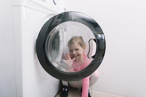 วิธีทำความสะอาดเครื่องซักผ้าฝาหน้าทำเองได้ง่ายๆ