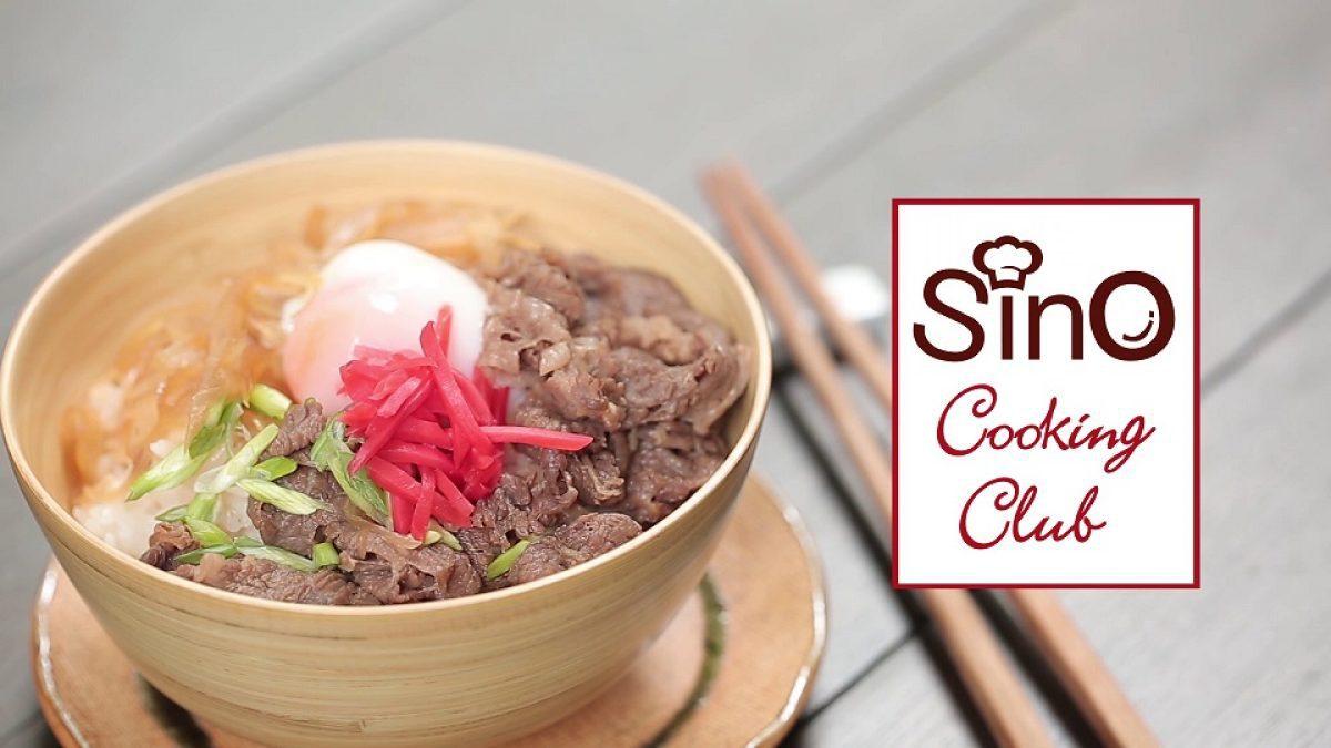 ข้าวหน้าเนื้อ | EP.11 Sino Cooking Club