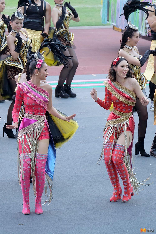 สาวๆ เต้นมันส์มาก