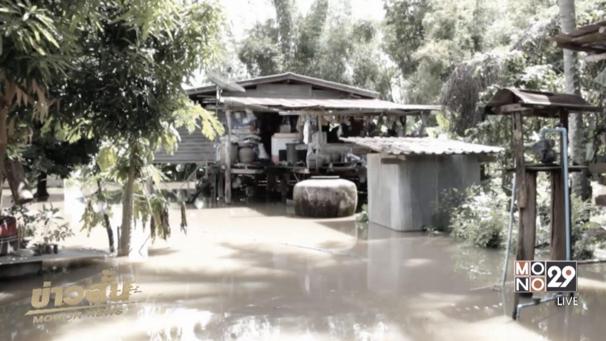 ผลกระทบจากน้ำท่วมภาคเหนือ