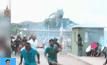 ผู้ประท้วงปะทะตำรวจในปาปัวนิวกินี