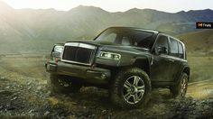 รวมหลากหลายภาพ Render ของ Rolls-Royce ในเวอร์ชั่นต่างๆ ที่คุณคาดไม่ถึง