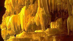 ถ้ำเสาหินลำคลองงู เสาหินสูงที่สุดในโลก จ.กาญจนบุรี