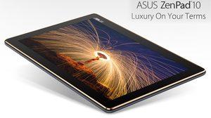 ASUS เปิดตัวแท็บเล็ตรุ่นล่าสุด ZenPad 10 (Z301MFL) 4680mAh