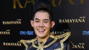 เก่ง ธชย เปิดตัวเป็นแอมบาสเดอร์ มิว-นิค รามายณะ คนแรกของไทย