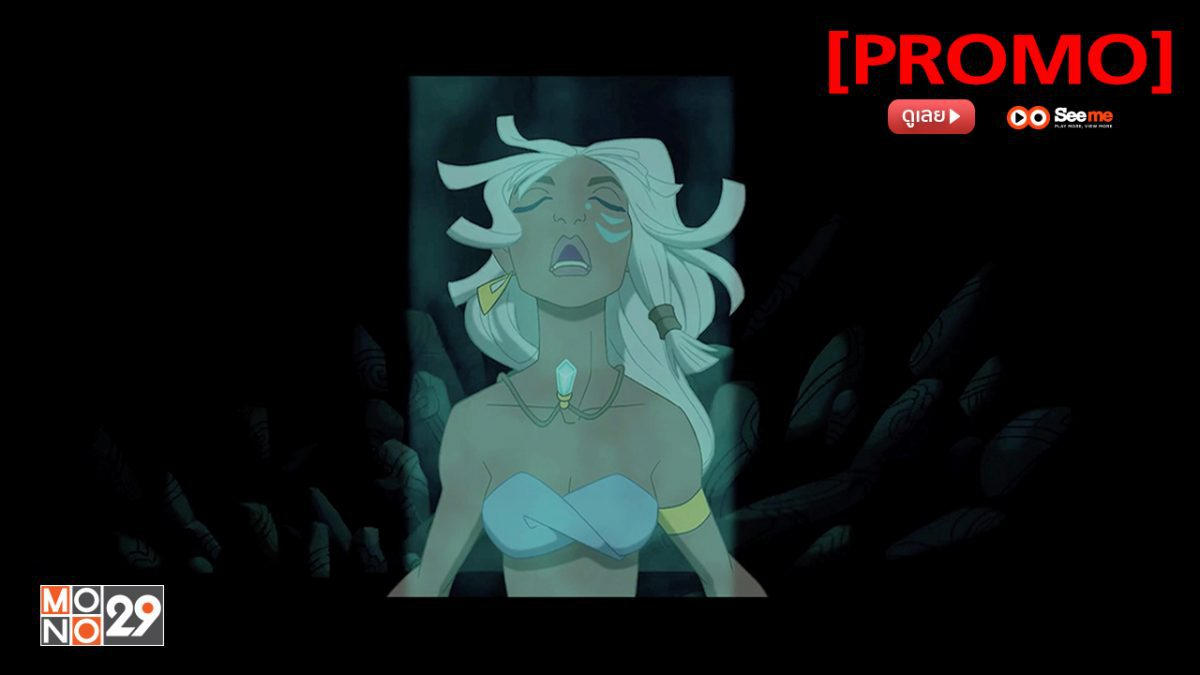 Atlantis : The Lost Empire แอตแลนติส ผจญภัยอารยนครสุดขอบโลก [PROMO]