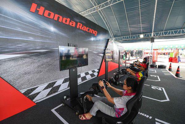 Honda Racing 2019