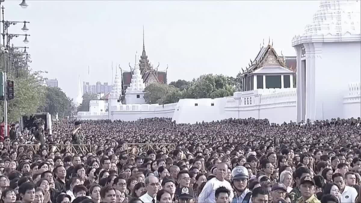 13 ตุลาฯ วันน้ำตาท่วมแผ่นดินไทย