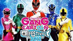 ห้ามพลาด ปรากฏการณ์ครั้งใหญ่ Gang Cartoon Festival 2012