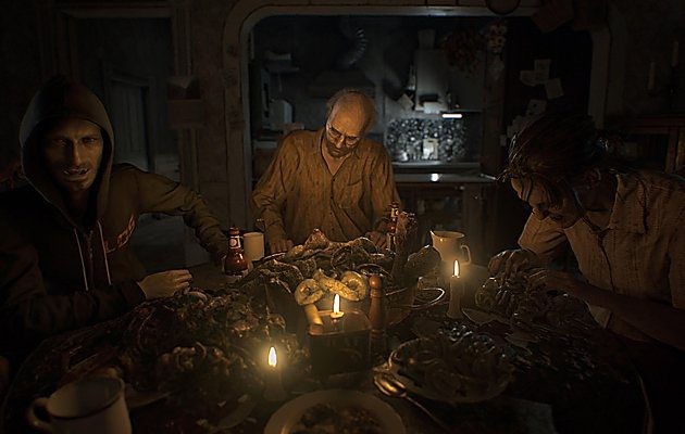 Resident Evil 7 Gameplay Trailer