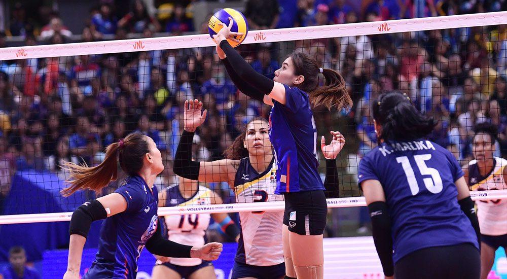 โคตรเบียด! ทีมตบสาวไทย พ่าย โดมินิกัน สุดสูสีเซตตัดสิน ศึกลูกยาว เนชั่นส์ ลีก