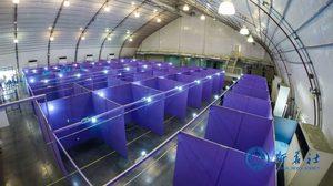 ศูนย์การประชุมนานาชาติฟิลิปปินส์ ดัดแปลงเป็นสถานที่กักตัวผู้ป่วยโควิด-19