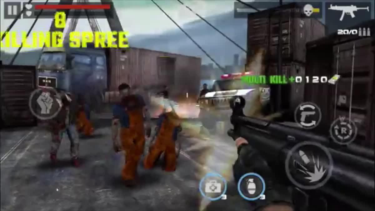 Dead Target เกมแนว SPS ยิงซอมบี้