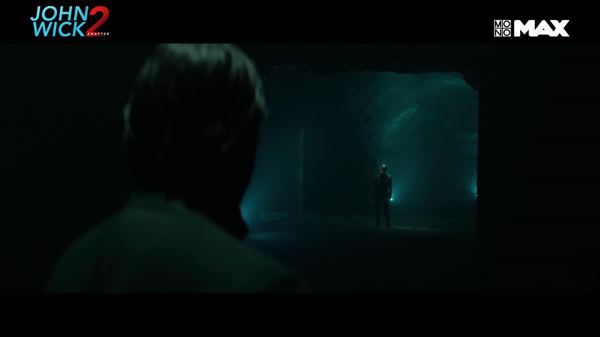 ฉากไล่ล่าในอุโมงค์ใต้ดิน | John Wick 2 จอห์น วิค 2