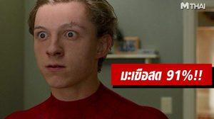 มะเขือสด 91% สื่อและนักวิจารณ์เทใจเทคะแนนให้หนัง Spider-Man: Far From Home