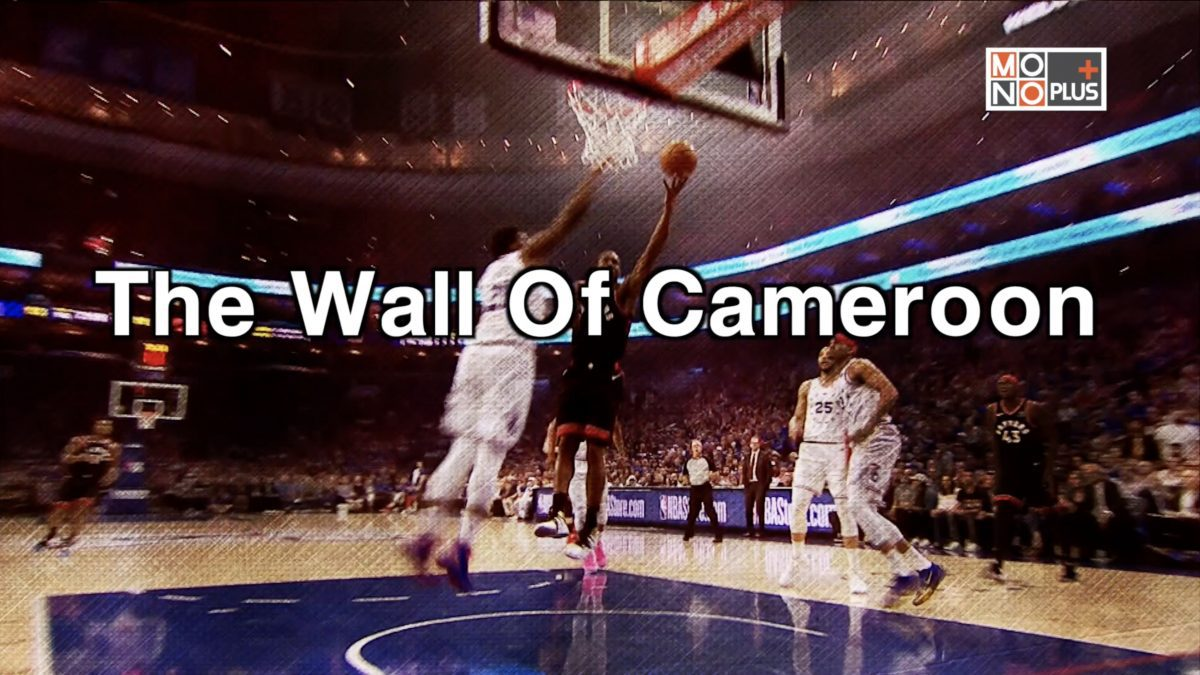 The Wall Of Cameroon