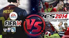 FIFA 14-PES 2014 เกมส์ฟุตบอลตัวไหน เจ๋งกว่ากัน