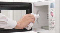 3 ตัวช่วยง่ายๆในบ้านที่หยิบมาใช้ทำความสะอาด ไมโครเวฟ ได้