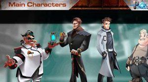 The Ultimate Power การ์ตูน Sci-Fi Adventure สุดมันส์ของไทย!!