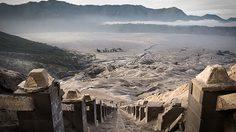 พิชิตยอดภูเขาไฟโบรโม่ อัญมณีแห่งชวาตะวันออก