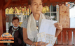 คุณยายวัย 71 ปี โชคดีปีใหม่ ถูกล็อตเตอรี่ 5 ใบ 30 ล้าน