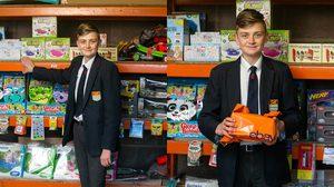 เก่งไปอีก เด็กหนุ่มวัย 14 ทำธุรกิจขายของเล่น ทำรายได้กว่า 6 แสน บาทต่อปี