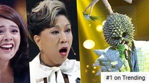 หน้ากากทุเรียน ฮอตจริง! คลิปครองอันดับหนึ่ง Trending บน YouTube!!