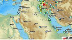 วิปโยค ! เหตุแผ่นดินไหวชายแดนอิรัก-อิหร่านสังเวยแล้ว 400 ศพ
