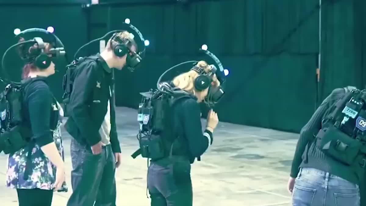 สัมภาษณ์ผู้จัดการ Zero Latency สนามแข่งเกมเสมือนจริง (VR)