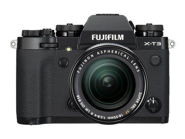 Fujiflim X-T3 สีดำ