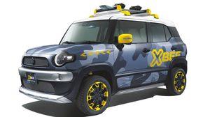 Suzuki เตรียมปล่อย Suzuki Xbee ตัวทีเด็ดในงาน Tokyo Auto Salon 2018