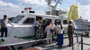 กรมเจ้าท่า ให้บริการเรือโดยสาร รับ–ส่ง ฟรี 9 ธ.ค.นี้