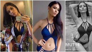 เผ็ดแซ่บ!! น้ำตาล ชลิตา มิสยูนิเวิร์สไทยแลนด์ 2016 อวดผิวแทน ในชุดว่ายน้ำ เซ็กซี่ใจละลาย…