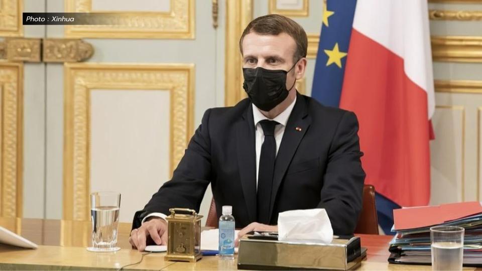ผู้นำยุโรปร่วมประณาม 'การก่อการร้าย' ในฝรั่งเศส