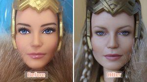 มาเปลี่ยนโฉมของเล่นตุ๊กตาแบบเดิมๆ ให้ดูสมจริงมากขึ้นกันเถอะ!!