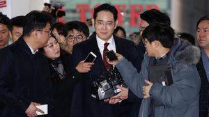 เรียกสอบทายาทซัมซุง เอี่ยวคดีฉาวผู้นำเกาหลีใต้-ติดสินบน